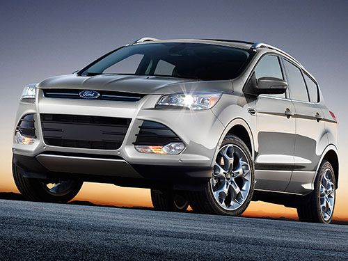 A WD Photo Shoot with the Ford Escape Titanium