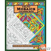 Celtic Mosaics Coloring Book