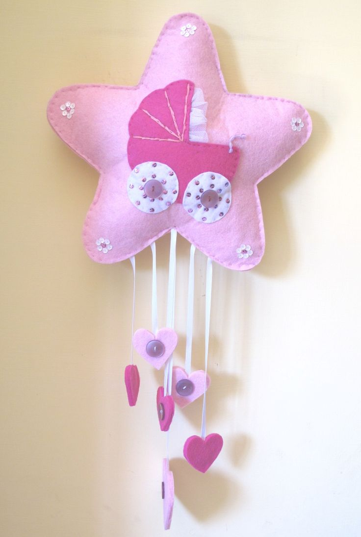 Célèbre 12 best nascita images on Pinterest | Felt crafts, Baby mobiles  OA29