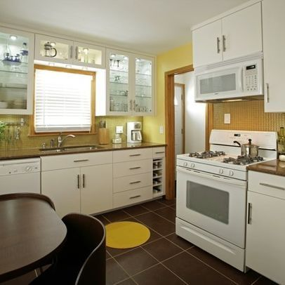 24 best images about manufactured home decor on pinterest for Trailer kitchen ideas