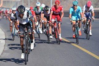Eritreas Kudus Giro-bound with Omani confidence