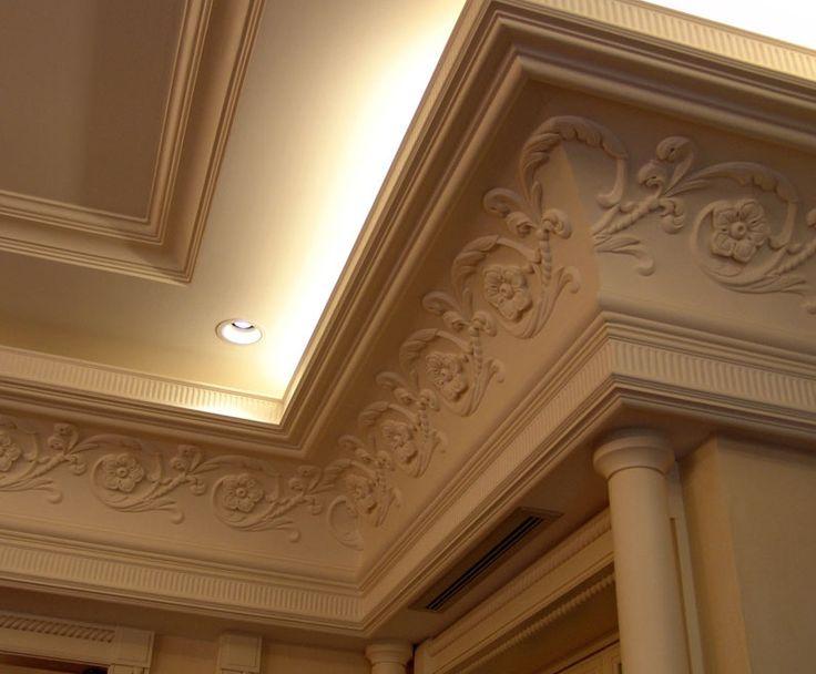 Ceiling moulding 3d falpanelek poszterek stukk k for Foam coffered ceiling