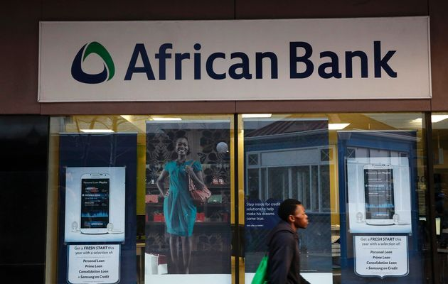 Oh, here's a surprise... not! So, just how low can Africa Bank go?