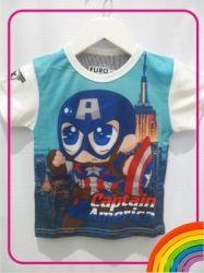FK03 Captain America in City 2  large