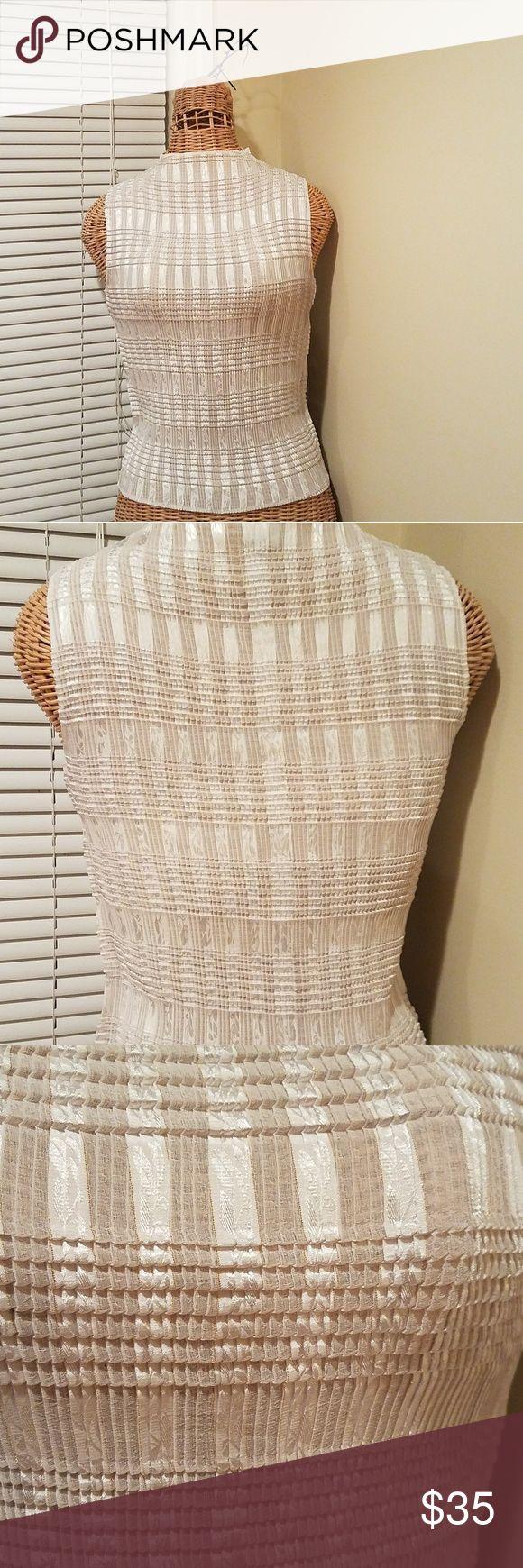 Nicola Nicola white sleeveless blouse. Taking offers. Nicola Tops Blouses
