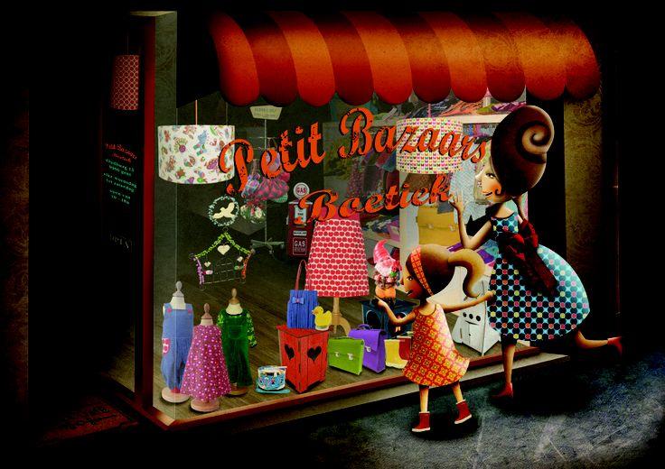 Petit Bazaars Boetiek