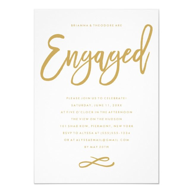 Create Your Own Invitation Zazzle Com Engagement Party Invitations Invitations Create Your Own Invitations