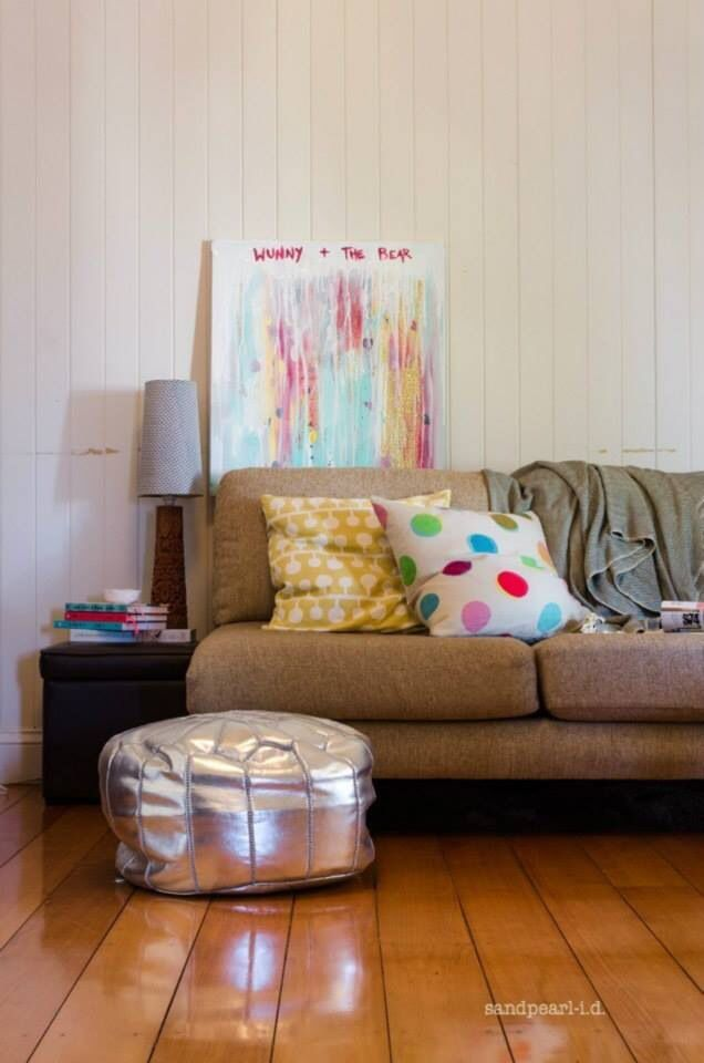Wooloowin home. Photography by Trina B. Styling by Elizabeth of Walk Among The Homes.