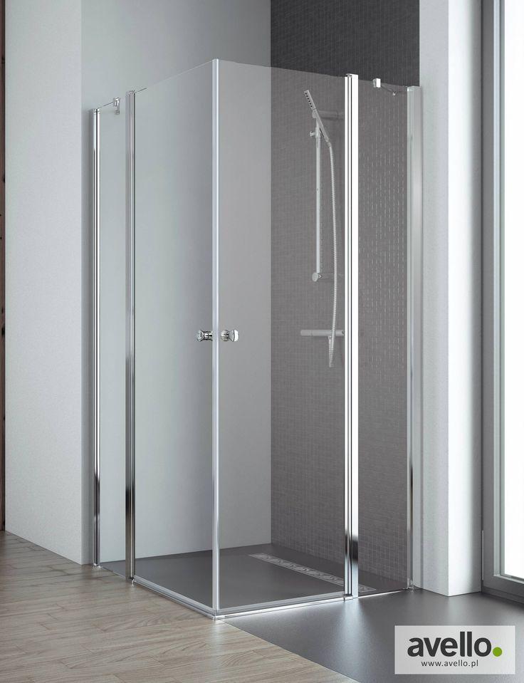 Kabina prysznicowa Eos II KDD firmy Radaway.