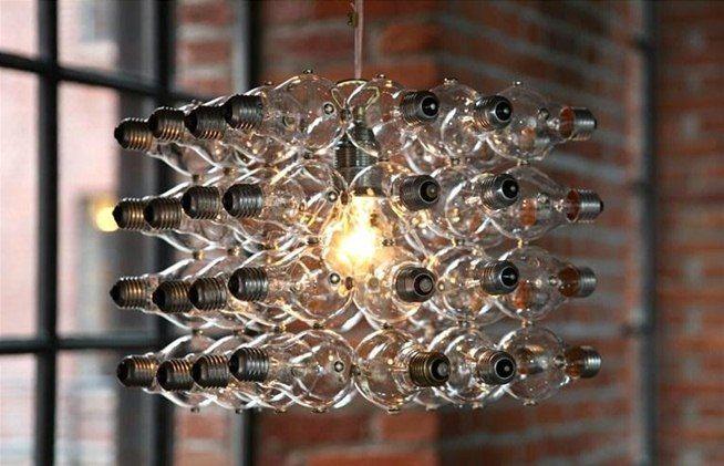 Bulbs as shade