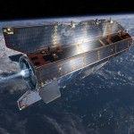 Satellite cade sulla Terra