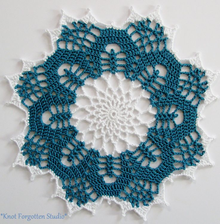 Magic Knot Knitting Diagram : Best images about crochet doilies on pinterest free