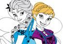 Elsa Anna Sisters Coloring http://www.friv2planet.com/elsa-anna-sisters-coloring.html