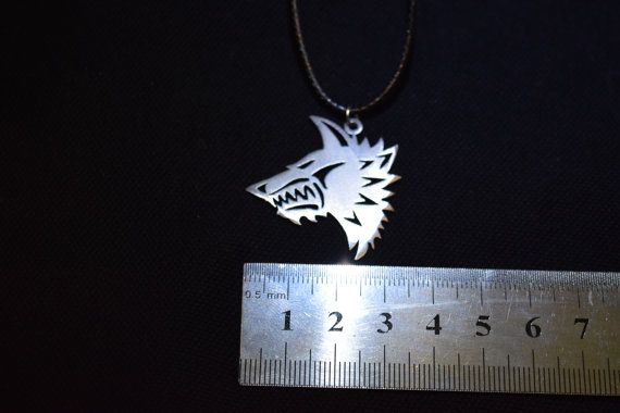 Price 1,9 $ usd. Space Wolves Pendant Stainless Steel Space от Warhammer40kShop