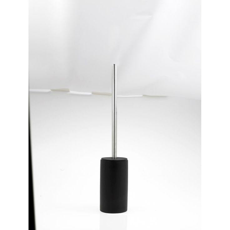 Zone Classic Toiletborstelhouder - Zwart