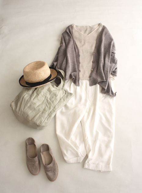 gray~travel wear Easy to put together and jump on my Vesta for a morning of sight- seeing in Italy