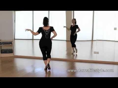 MAMBO SALSA Irene Miguel's SOY LATINA www.danzalifestyle.tv - YouTube