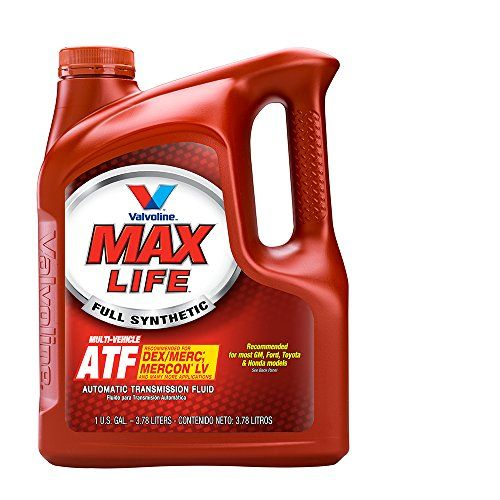 Valvoline MaxLife Full Synthetic Multi-Vehicle Automatic Transmission Fluid - 1gal (Case of 3) (773775-3PK) #Valvoline #MaxLife #Full #Synthetic #Multi #Vehicle #Automatic #Transmission #Fluid #(Case