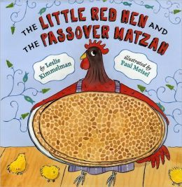 """Oy gevalt! It's almost time for Passover. The Little Red Hen must make matzah. She asks her friends for help planting grains. """"Sorry, bub,"""" neighs Horse. """"Think again,"""" barks Dog. Of course, the Little Red Hen does it all herself. A favorite classic tale gets a Jewish twist in this hilarious story."""
