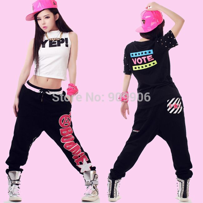 Cheap streetwear manufacturers, Buy Quality streetwear products directly from China trouser braces Suppliers:         2014 Jazz HipHop Women's Casual Harem Baggy Dancewear Sports Slacks SweatPants Tro