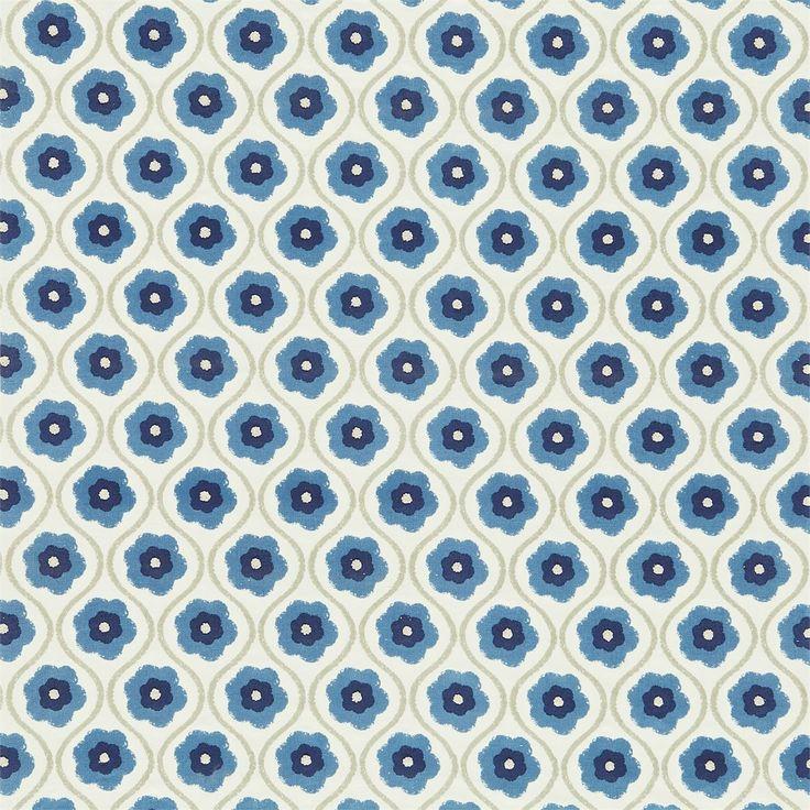 Harlequin - Designer Fabrics and Wallcoverings   Products   British/UK Fabrics and Wallpapers   Sira (HLOC130333)   Folia Fabrics