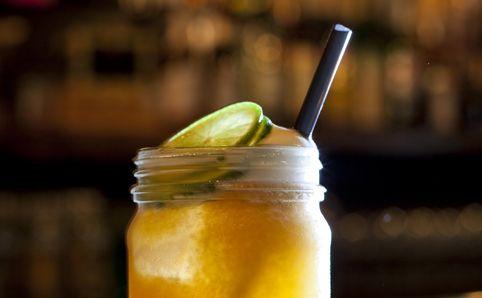 Grasshopper bar CBD - near Apple store Cocktails and bar snacks