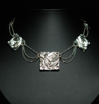 Hill-Durand Art and Design.  Katrin Durand is an amazing Canadian artist and jewellery designer!