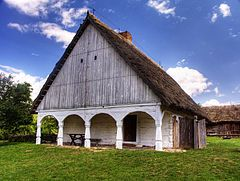 Kujavian-Dobrzyn Ethnographic Park in Kłóbka