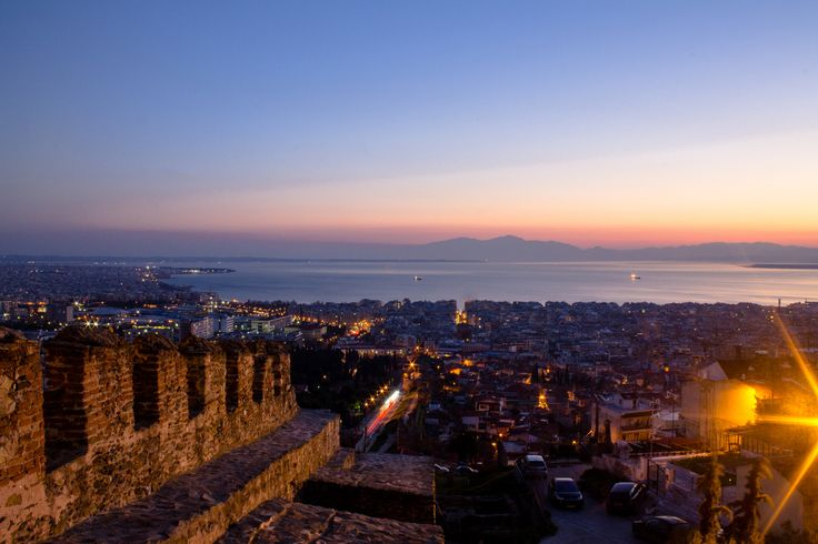 View from castles- Thessaloniki by John Mpiros on 500px