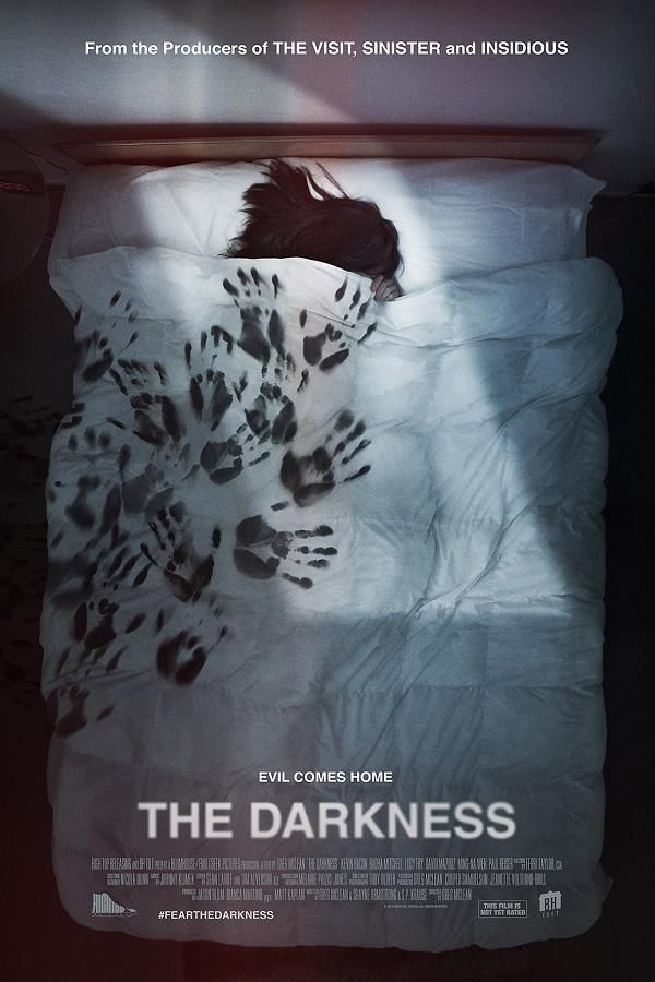 The Darkness  Horror 2016  Actors: Kevin Bacon, Radha Mitchell, David Mazouz, Lucy Fry, Parker Mack, Matt Walsh, Jennifer Morrison, Sara Mornell, Ming-Na Wen, Paul Reiser  Languages : English, french  Free download
