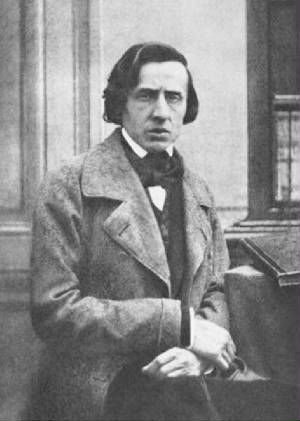 The only known photograph of Frédéric Chopin -- taken by Louis-Auguste Bisson in 1849, the last year of Chopin's life.   Passionate, tragic, melancholic and patriotic, the great 19th-century composer Frédéric Chopin dreamed of freedom for Poland.