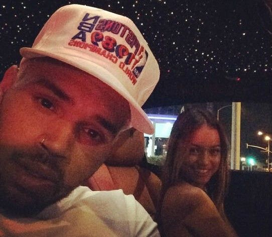 Chris Brown and Karrueche Tran back together! Question is - Did they ever really break up?