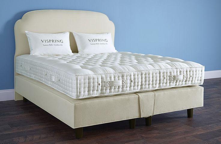 Sublime Superb - Vispring łóżko klasyczne