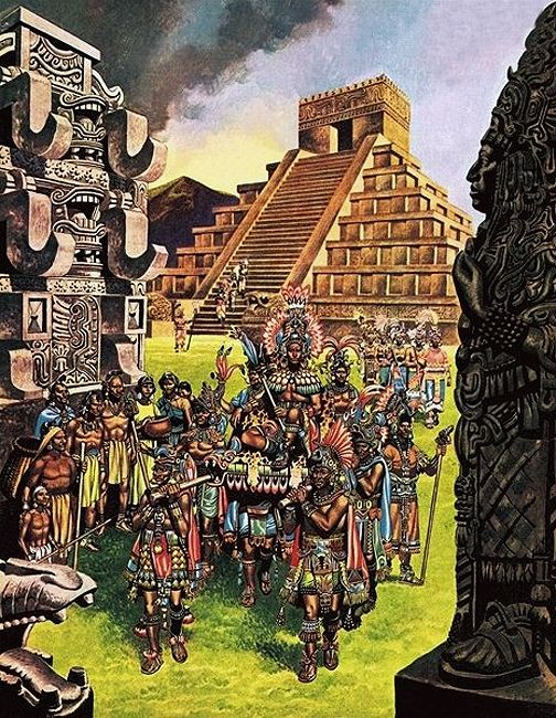 a comparison of aztecs civilization and mayan civilization Kids learn about the ancient civilizations of the americas including the aztecs, maya, and inca empires.