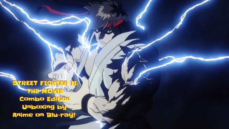 Street Fighter II: The Animated Movie - Combo Edition [BD FR] * Ecco un altro video unboxing, un po' inaspettato questo anche perché è da parecchio che non prendevamo in esame un'edizione francese di Kazé. Questo qua è relativo alla Combo Edition francese di Street Fighter II: The Movie (The Animated Movie in Giappone) pubblicata da Kazé a fine febbraio in un'elegante custodia slipcase più digipack.   Continuate a seguirci perché le sorprese non sono ancora finite.