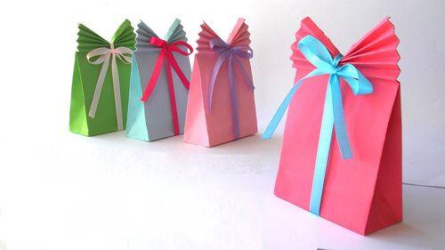 DIY darčekové balenie