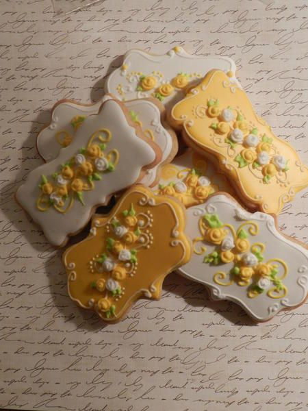 Cookie Decorating Tutorial General Tips Butterfly