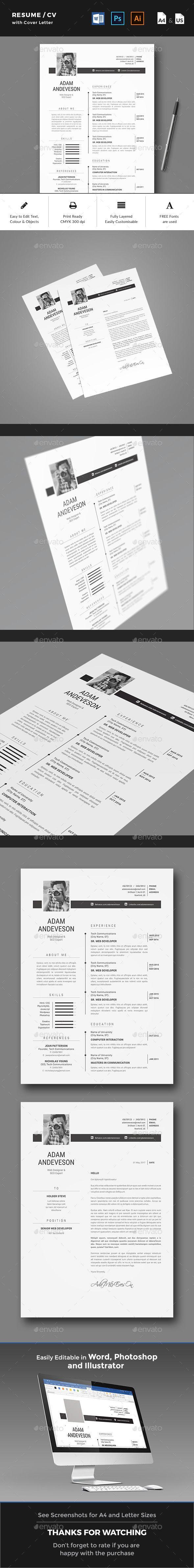 Resume CV 25 best Resume