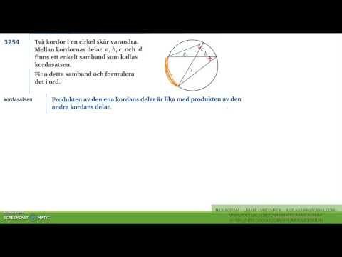 Genomgång av Matematik 5000 Ma 2b   Kapitel 3   Några bevis med likformi...