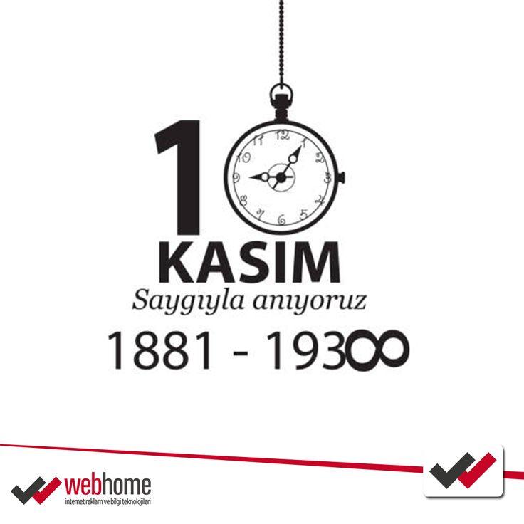 Ulu önderimiz Mustafa Kemal Atatürk'ü vefatının 79.yıl dönümünde derin saygı ve özlemle anıyoruz... #10kasım #mustafakemalatatürk #atatürk