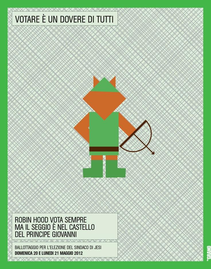 Robin Hood Votes