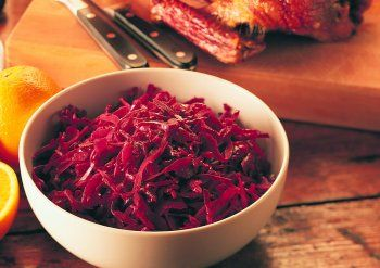 Hjemmelavet rødkål - nem opskrift på rødkål