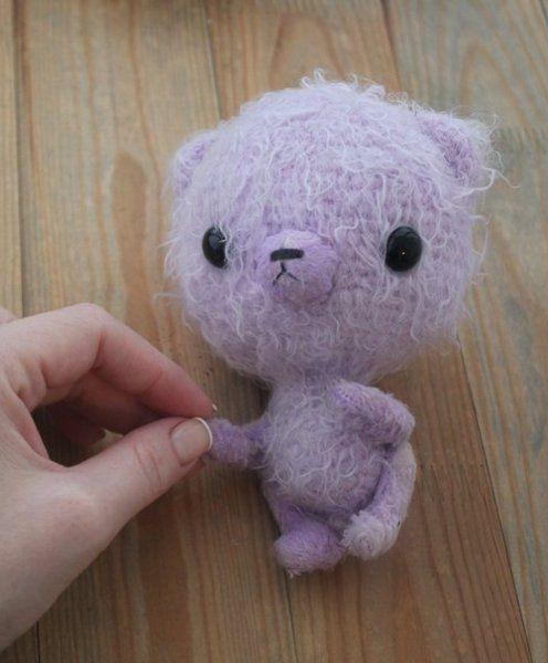 Free Crochet Teddy Bear Pattern - Lucy Kate Crochet | 600x496