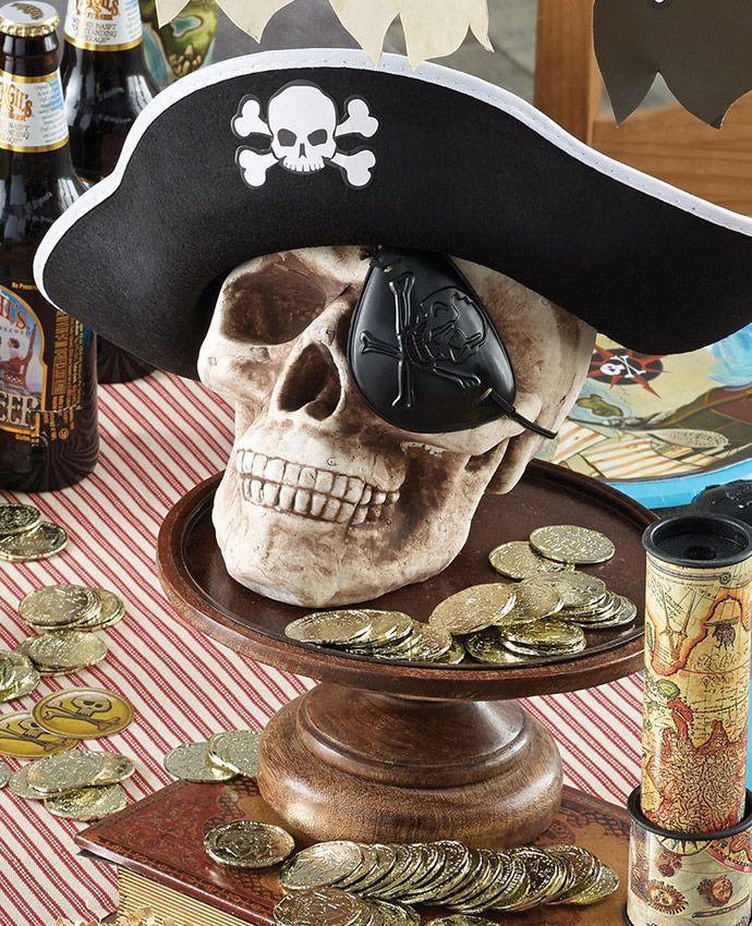 картинки пират пати каркасного дома