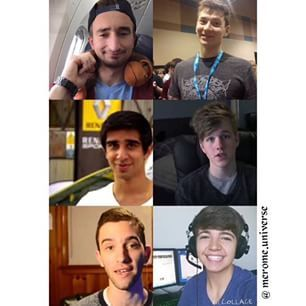 Preston, lachlan and Mitch are my fave but the others are kinda odd but i still like them ♥♥♥♥