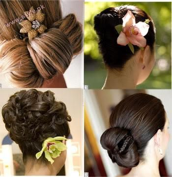 Wedding Hairstyles For Brides.
