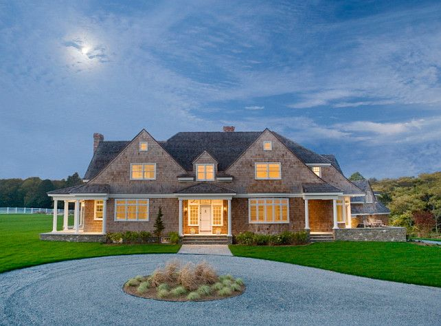1000 images about driveway ideas on pinterest permeable for Thornton builders modern farmhouse plan