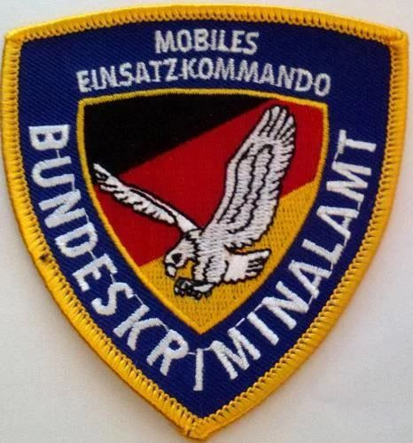 Bundeskiminalamt Mobiles Einsatzkommando
