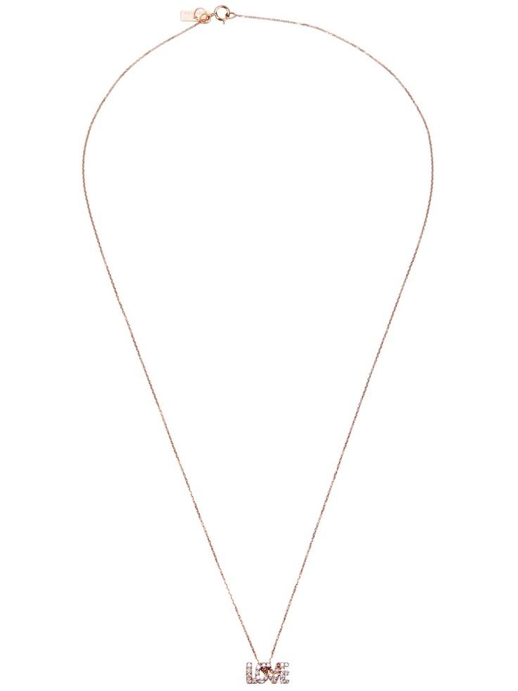 Vanrycke 'Love' Pendant Necklace - Dolci Trame