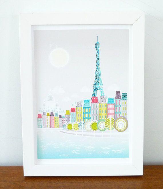 obrázek Paříž, Eiffelova věž